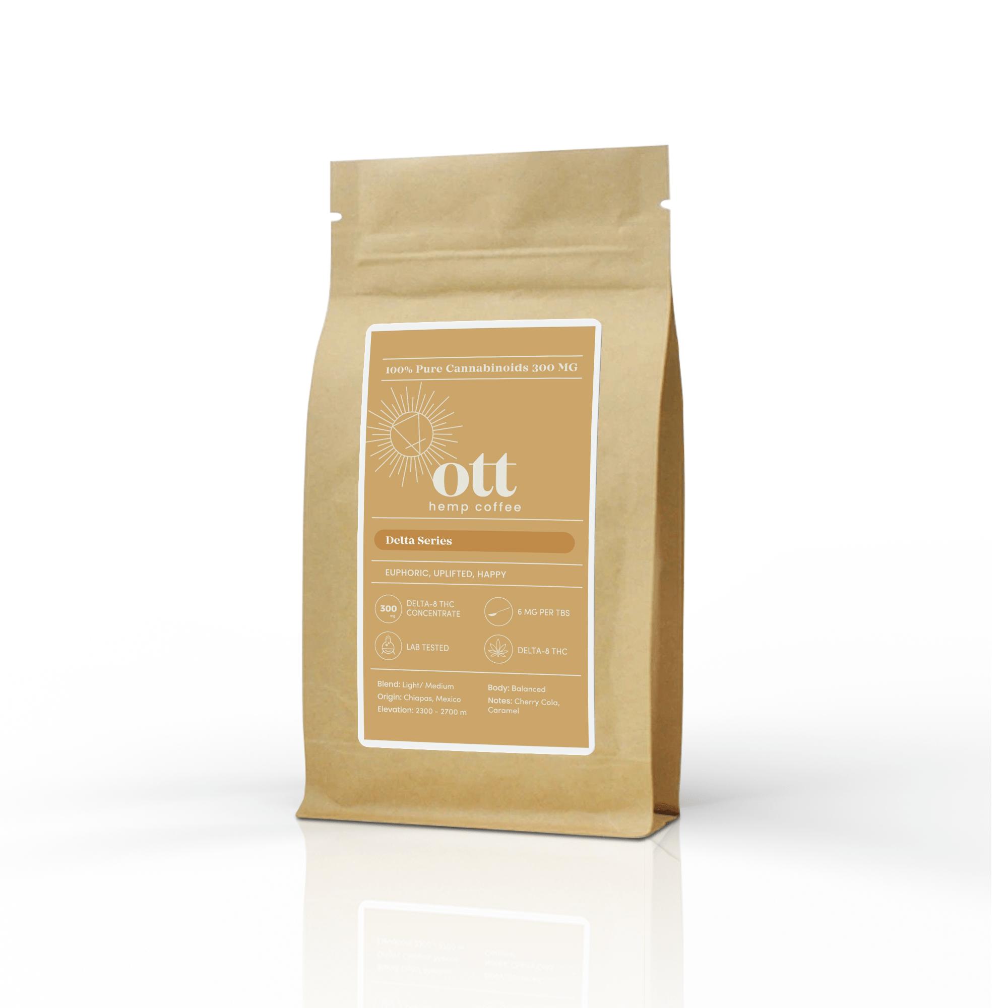 Delta8 coffee